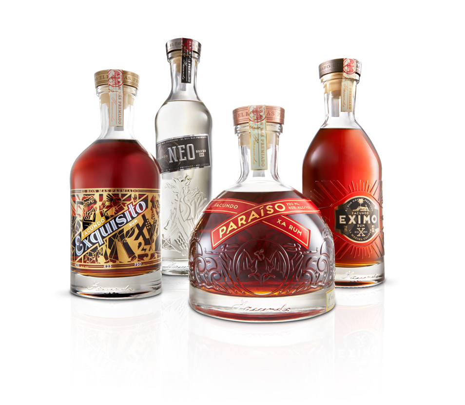Bacardi: The Facundo Rum Collection image