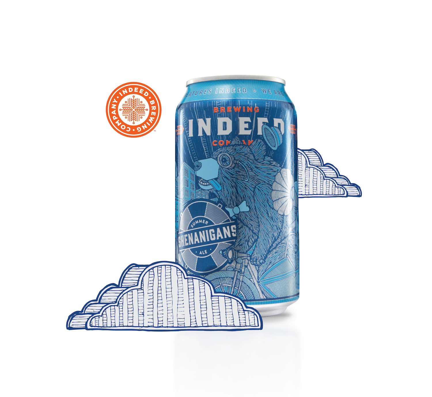 Indeed Brewing Co. image