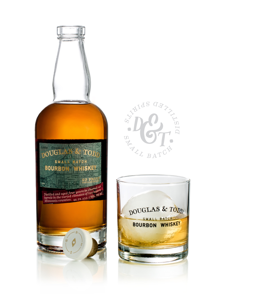Douglas and Todd Bourbon Whiskey image