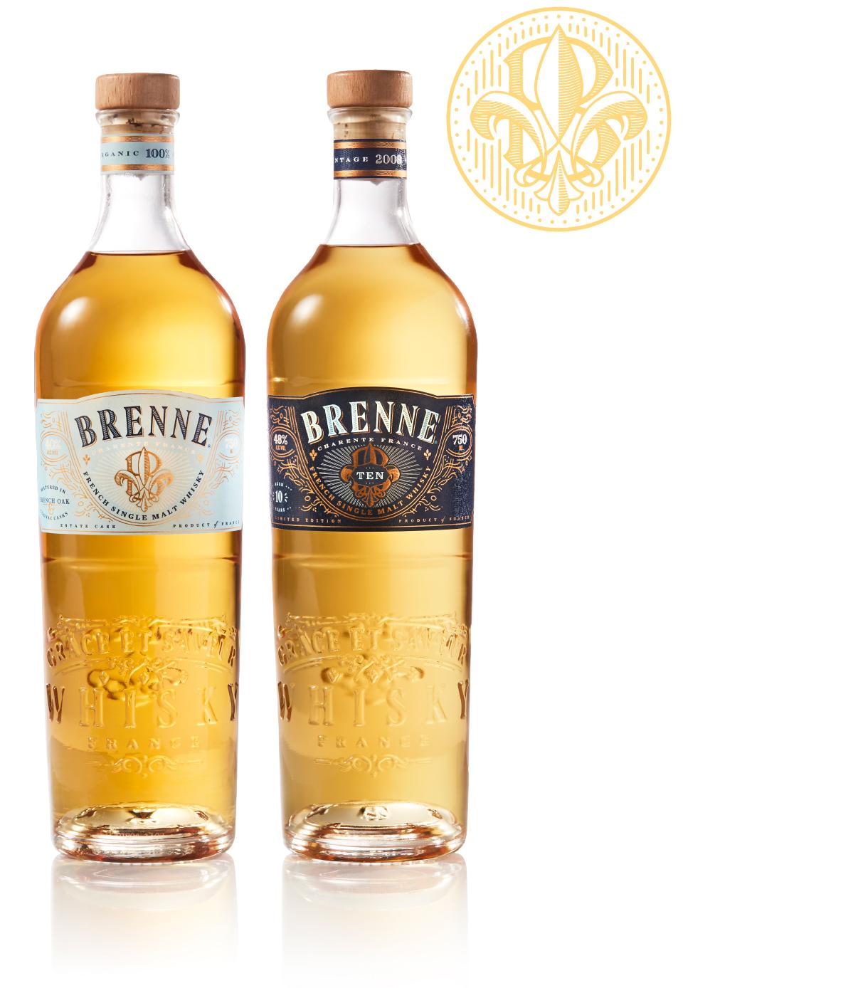 Brenne Whiskey image